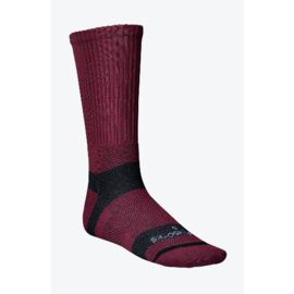 Incrediwear Incrediwear Trek  Socks Red L