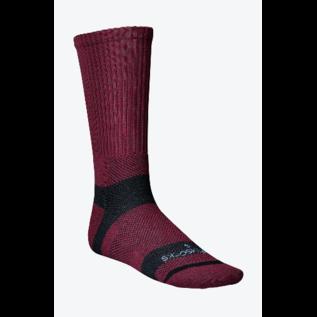 Incrediwear Trek  Socks Red L