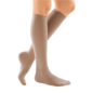 Medi Compression Socks 15-20 mmHg Calf Closed Toe Natural