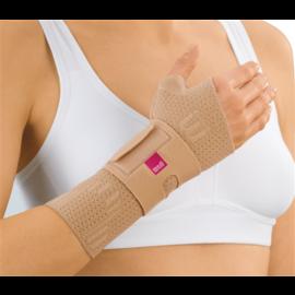 Medi Medi Manumed Left Wrist Support Silver