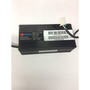 Merits Used Dalton SC-S135 On-Board Battery Charger