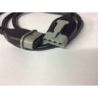 """Pride Mobility DWR1010H128 New  Pride 20"""" Extension Cable for VR2 Joystick Controllers 101626"""