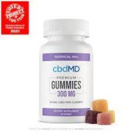 CbdMD cbdMD Premium CBD Gummies - 300MG - 30 EA