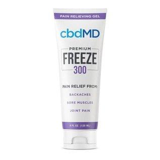 CbdMD cbdMD Freeze Pain Relief 4oz 300 mg