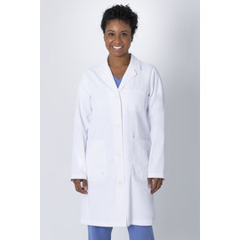 Healing Hands Healing Hands Women's Faye Body Length Lab Coat 5161