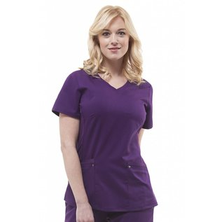 Healing Hands Healing Hands Women's Purple Label Yoga Juliet Top 2245