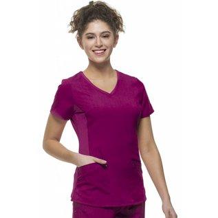 Healing Hands Women's Purple Label Yoga Juliet Top 2245