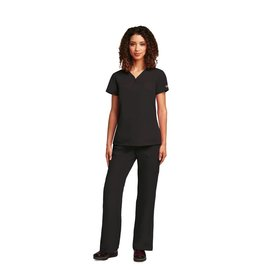 GREY'S ANATOMY Grey's Anatomy Women's 3-Pocket Top 41340