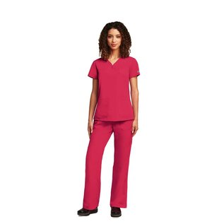 GREY'S ANATOMY Women's 3-Pocket Top 41340