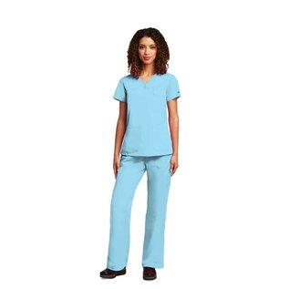 GREY'S ANATOMY Grey's Anatomy Women's 3-Pocket Top 41340