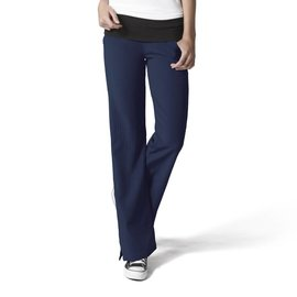 WonderWink WonderWink Women's 4-Stretch Fold Over Knit Waist Pant 5514