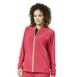 Carhartt Women's Cross-Flex Knit Mix Zip Front Jacket C82310