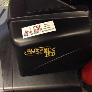 Golden New Golden BuzzAround XLs HD 4 Wheel Scooter GB147Z