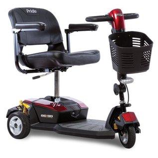 Pride Mobility SC50LX Pride Go Go LX 3 Wheel Scooter