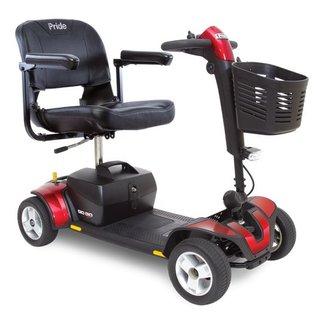 Pride Mobility SC74 Pride Go Go Sport 4 Wheel Scooter