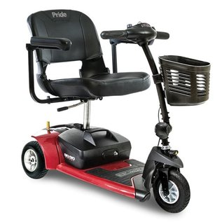 Pride Mobility New Go Go Ultra 3-Wheel Scooter SC40X