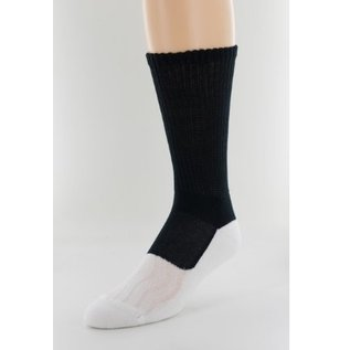+MD +MD diabetic socks crew bamboo/copper
