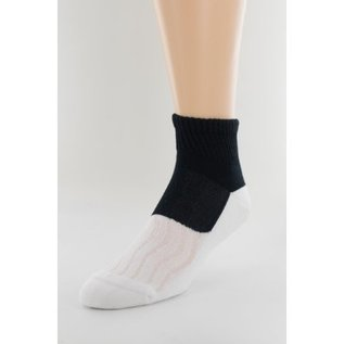 +MD +MD diabetic socks ankle bamboo/copper
