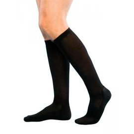 Sigvaris Sigvaris 182 Cushioned Cotton Compression Socks Knee High Closed Toe 15-20