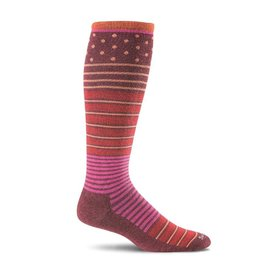 Sockwell Sockwell Women's Firm Compression Shadow Dot SW29W