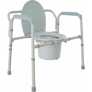 Drive Medical Drive Commode, Folding
