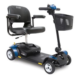 Pride Mobility SC44E Pride Go Go Elite Traveler 4 Wheel Scooter