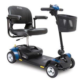 Pride Mobility New Pride Go Go Elite Traveler 4-Wheel Scooter SC44E