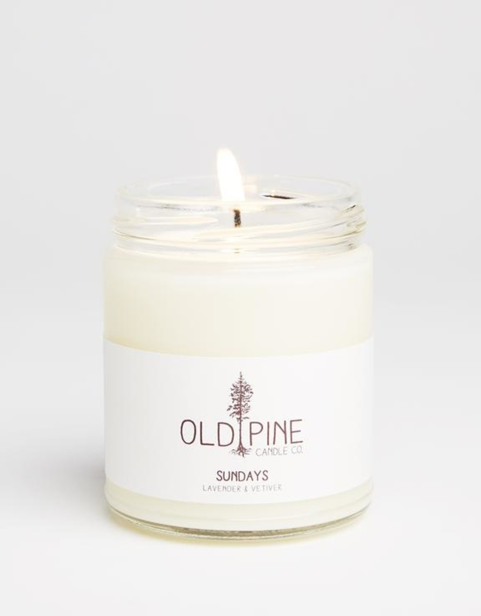 Old Pine Candles