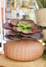 Sienna Stoneware Vase
