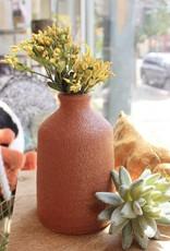 Sienna Stoneware Vase Tall