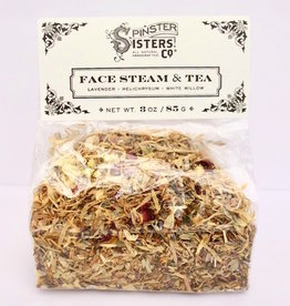 Face Steam & Tea
