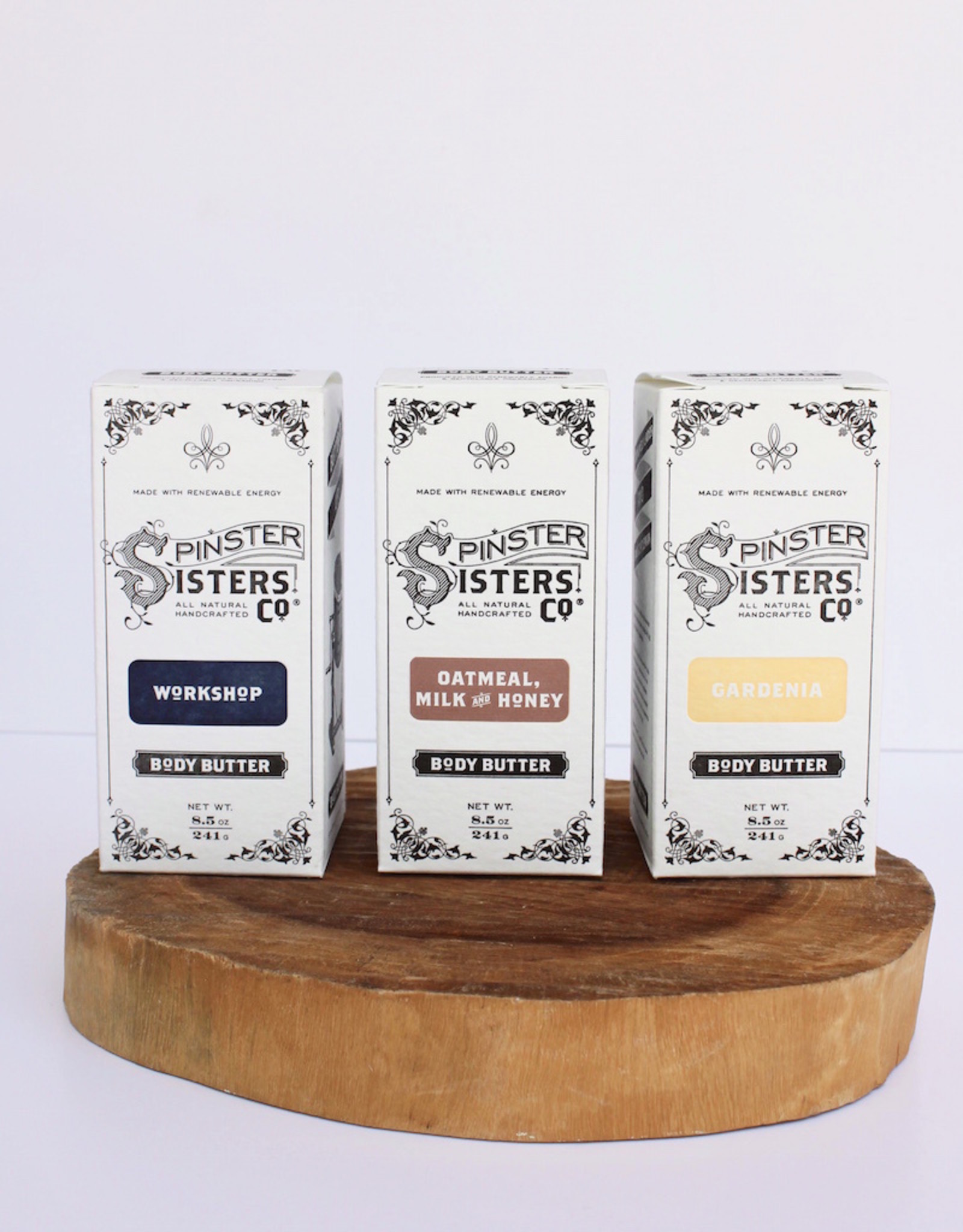 Spinster Sisters Body Butter