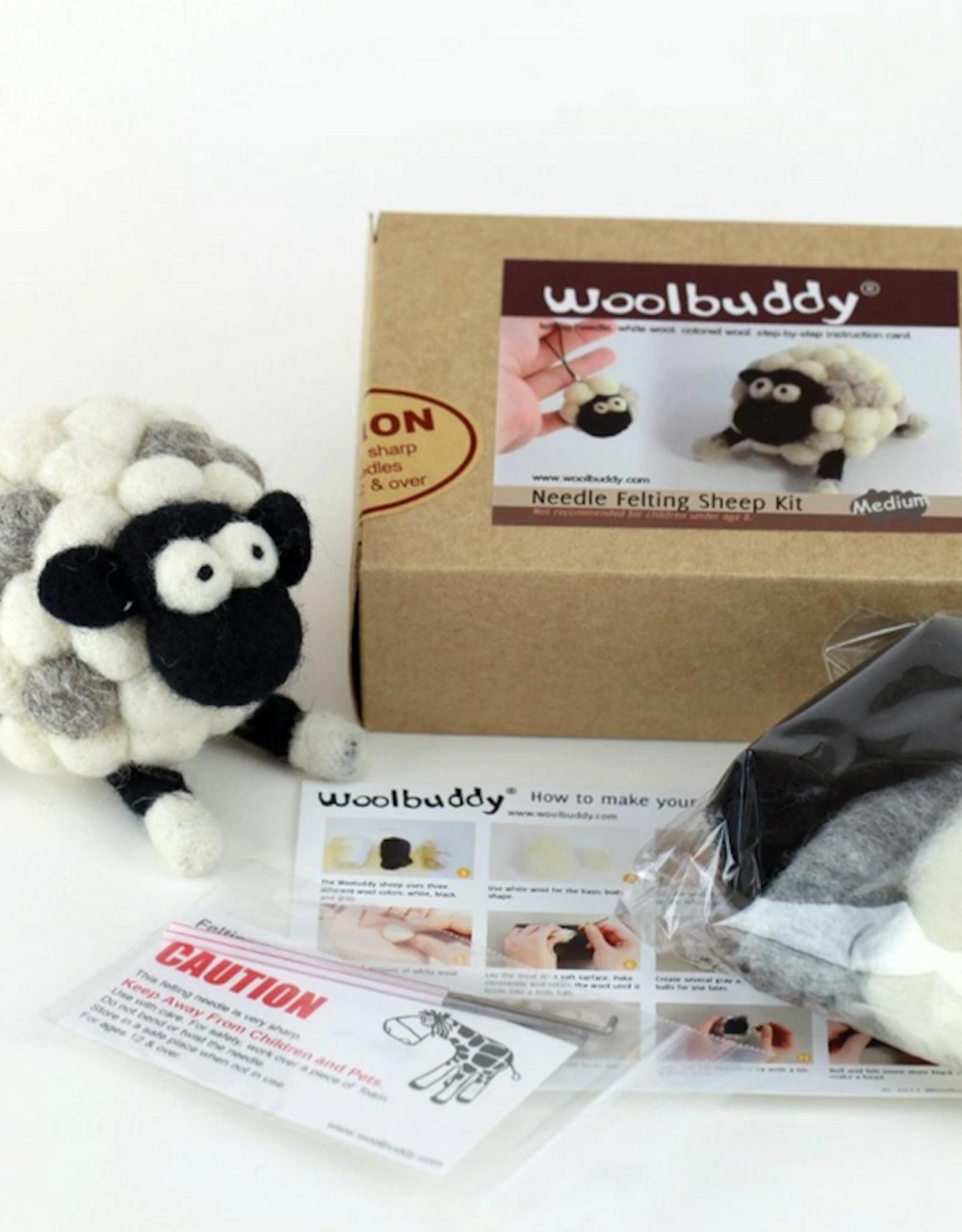 Woolbuddy Kit