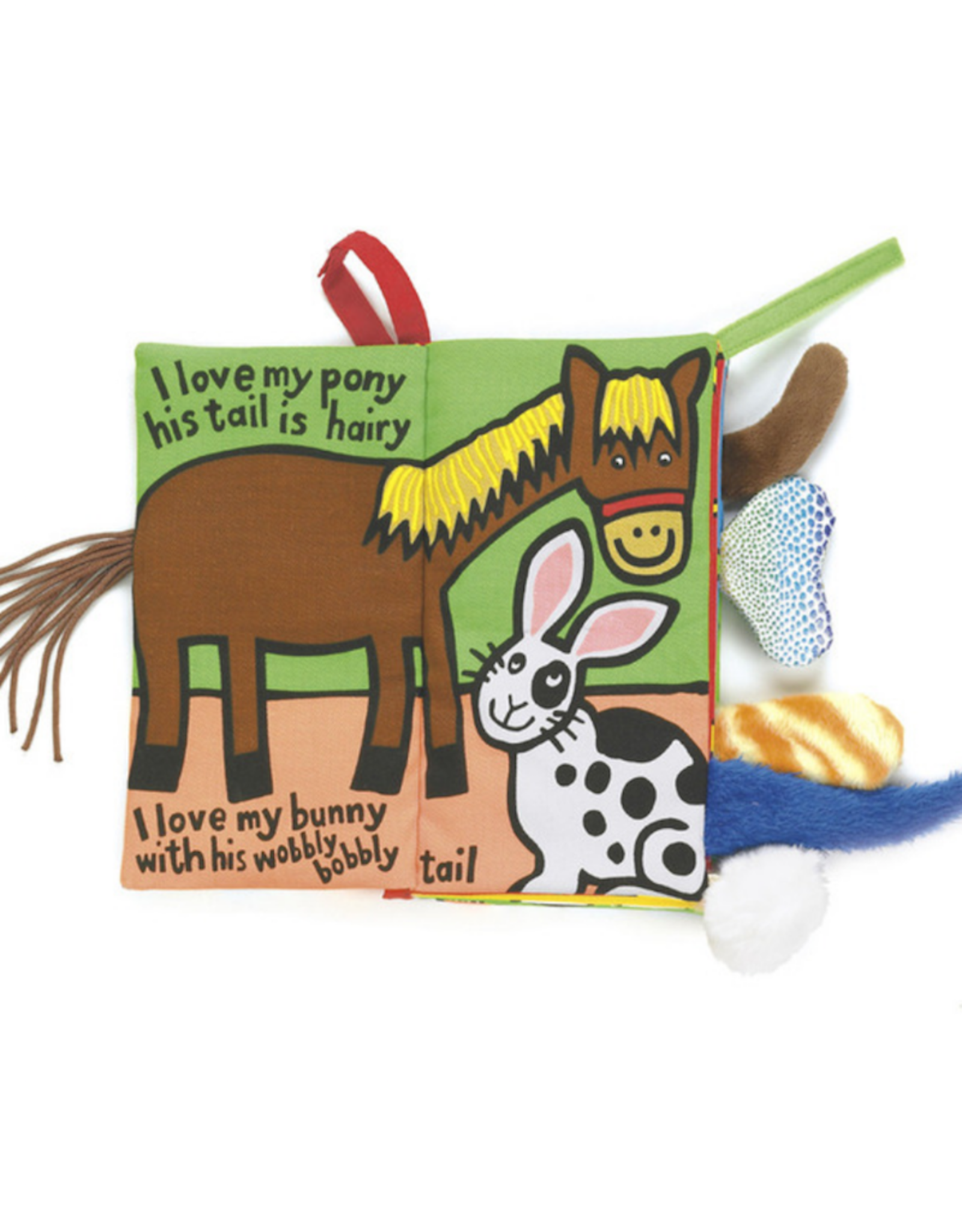 Jellycat Activity Book