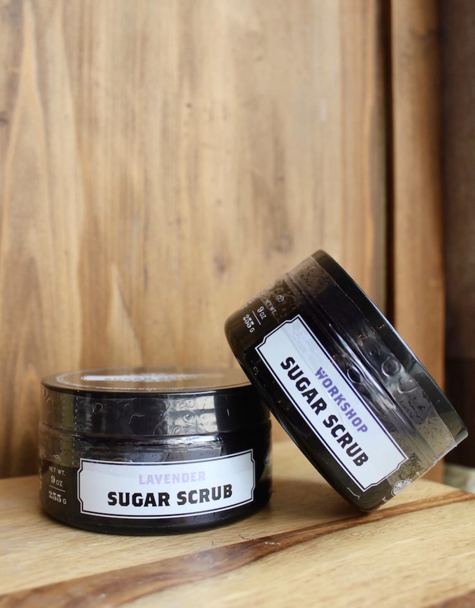 Sugar Scrub 9 oz