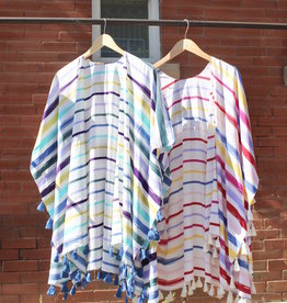 Bright Striped Summer Runa