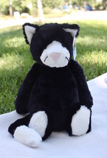 Jellycat Black & White Cat