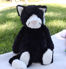 Jellycat Black & White Cat