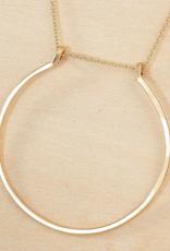 Freshie & Zero Gather Gold Necklace