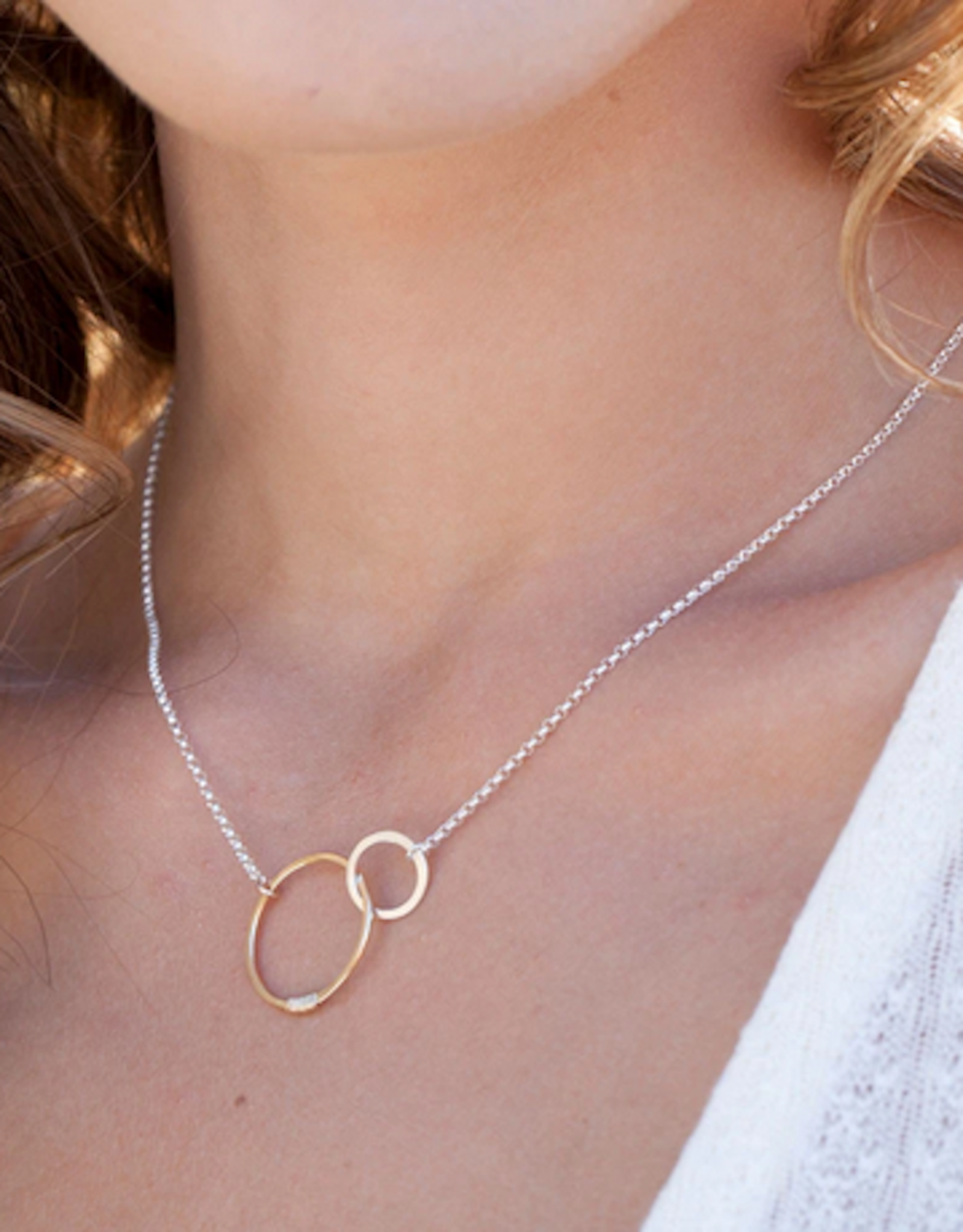 Freshie & Zero Love  Necklace