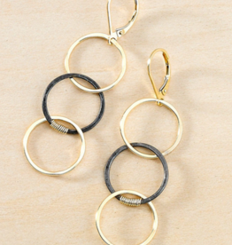 Freshie & Zero Meander Earrings