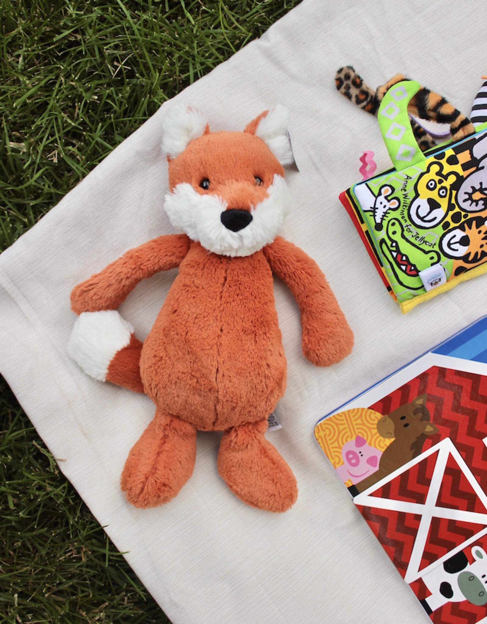 Jellycat Fox Cub