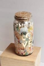 Glass Jar Matches
