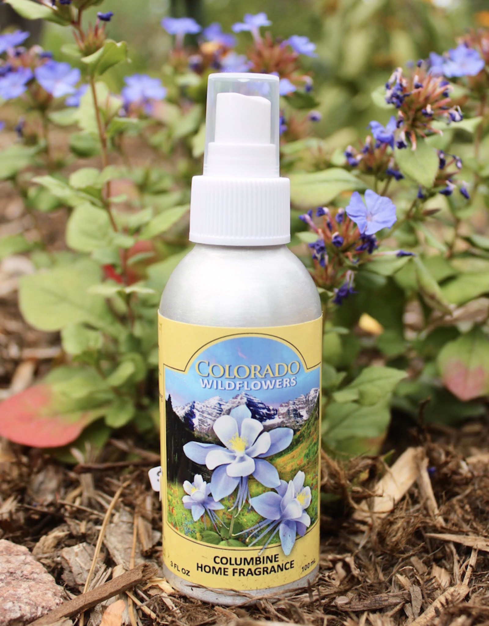 Colorado Columbine Home Fragrance
