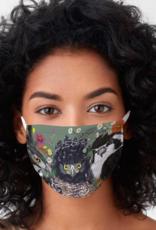 Flora & Fauna Birds Face Mask