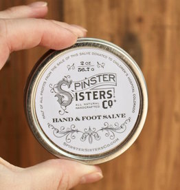 Spinster Sisters Hand and Foot Salve