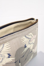 Flight of Fancy Zipper Pouch Small