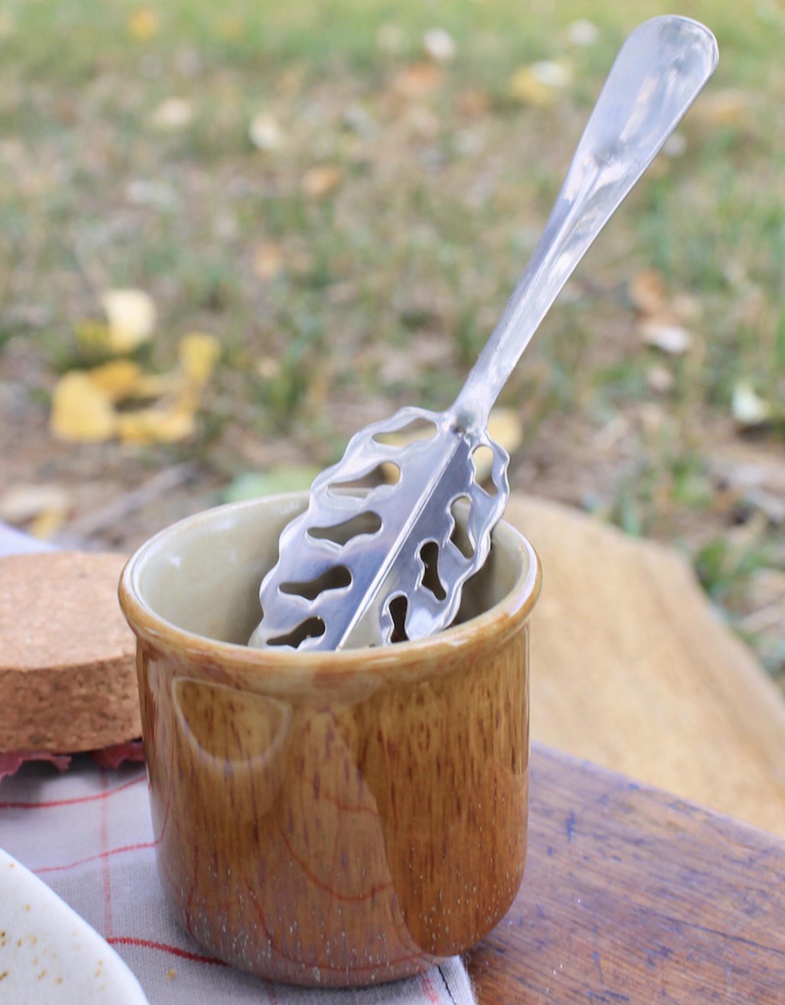 Stoneware Kitchen  Jar