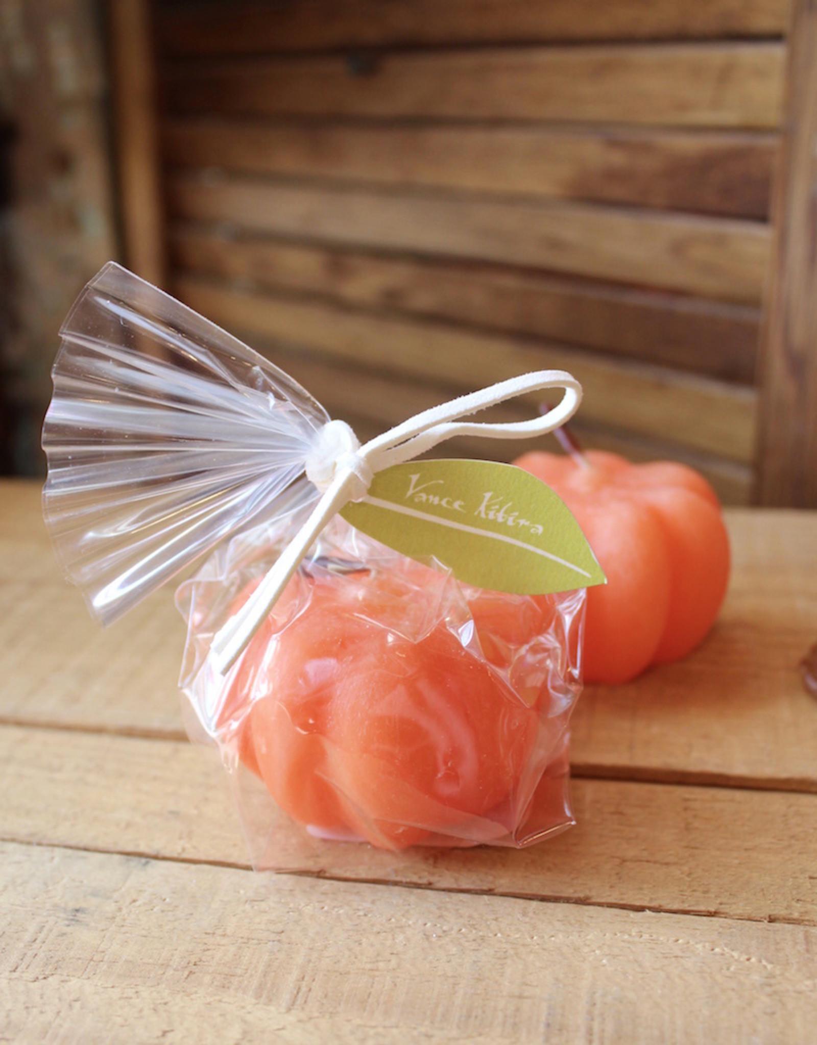 Mini Pumpkin Candle