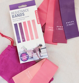 Rainbow Resistance Bands